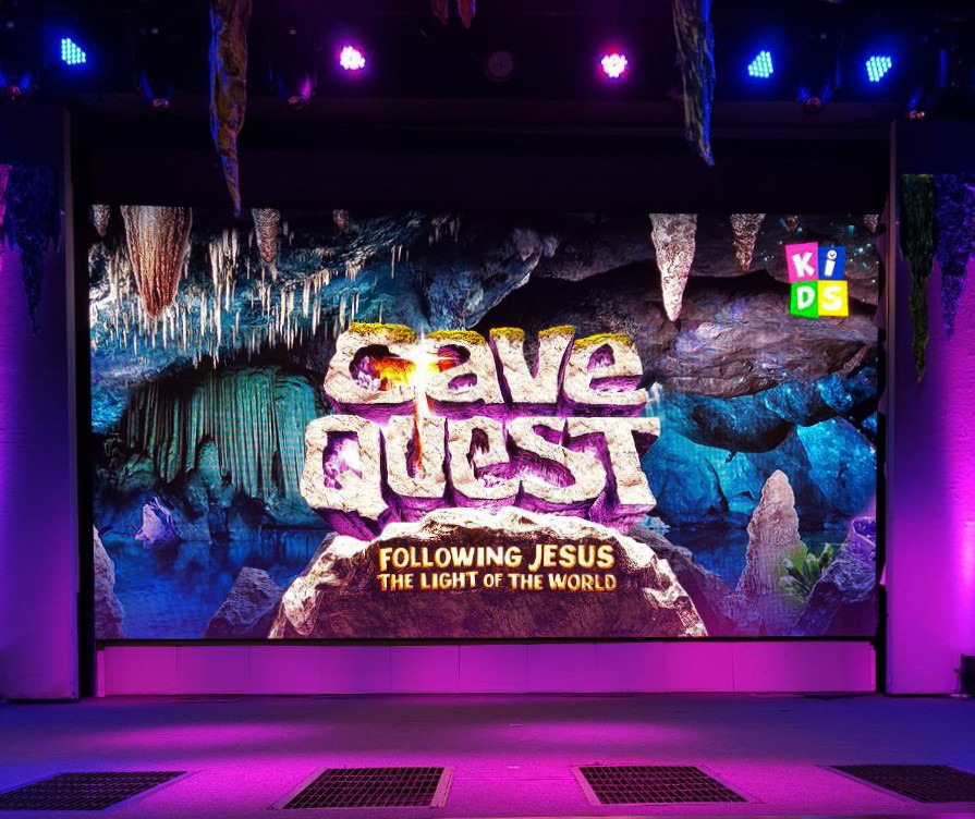 Cave Quest: An Adventure To Follow Jesus